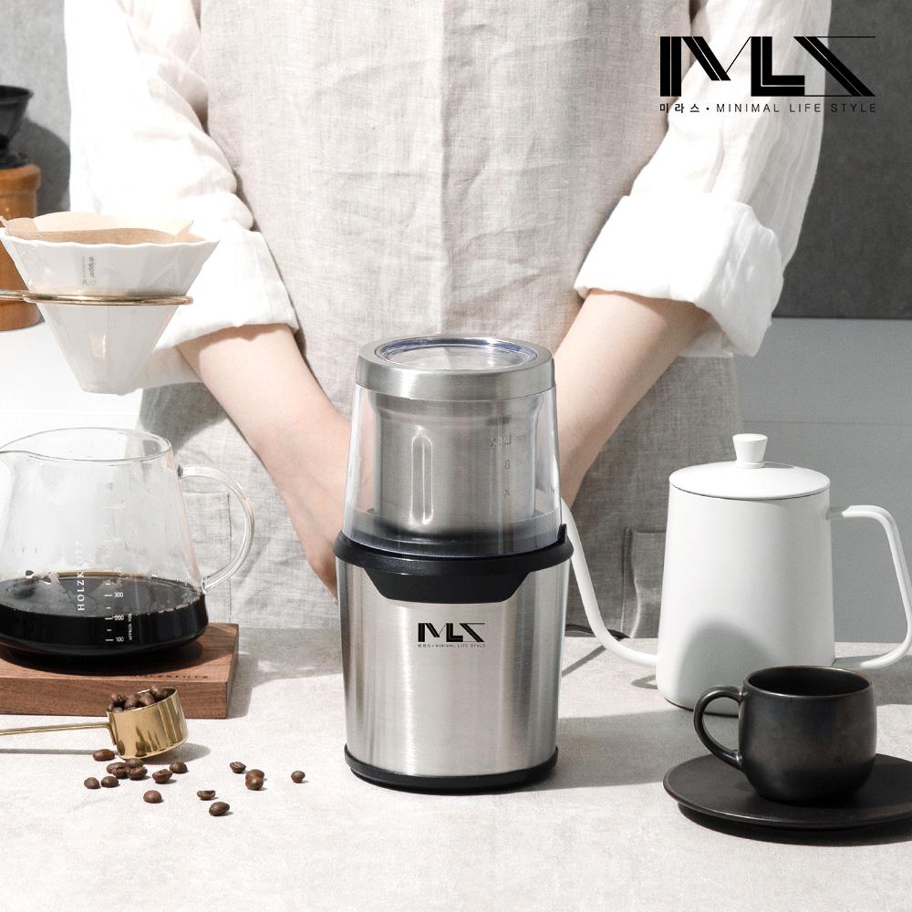 [미라스] 커피 그라인더 SN-E100MG 이미지